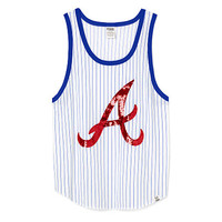 Atlanta Braves Bling Tank - PINK - Victoria's Secret