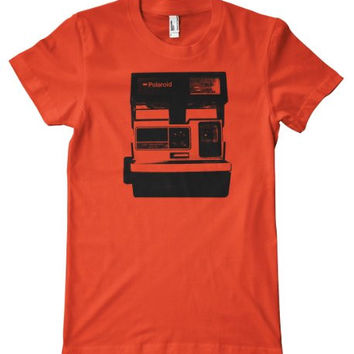 Polaroid Camera Premium T-Shirt