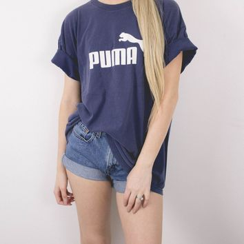 Vintage Puma Athletic T Shirt