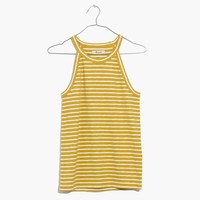 Timeoff Tank Top in Marion Stripe : | Madewell