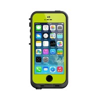 LifeProof FRE iPhone 5/5s Waterproof Case - Retail Packaging - LIME