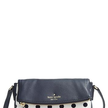 kate spade new york 'cobble hill - dot mini carson' crossbody bag