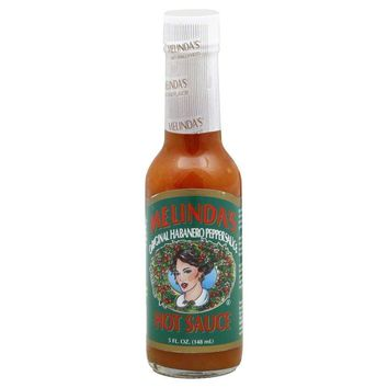 Melinda's Hot Sauces - Original Habanero Chile Pepper Sauce - 5 Oz. (Minimum Quantity: 3)