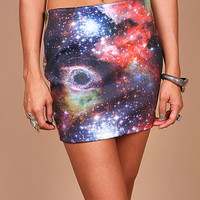 Galactic Mini | Trendy Skirts at Pink Ice