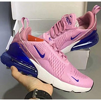 Nike Air Max 270 men and women The air cushion shoe