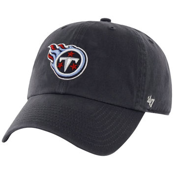 Tennessee Titans - Clean Up Logo Kids Adjustable Cap