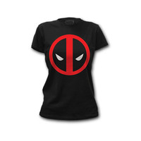 Deadpool Logo Womens T-Shirt