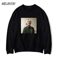 WEJNXIN Lil Peep Love Hoodies Men Pullover Casual Sweatshirt Homme Harajuku Fashion Sweatshirts Men Long Sleeve Tracksuit