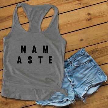 Namaste Women's Ideal Racerback Tank