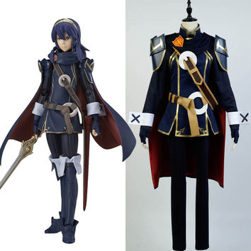 2016 New Fire Emblem Awakening Lucina Battleframe Cosplay Costume   Made Free Shipping