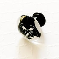 Darth Vader, Dresser Drawer Knob,  Storm trooper, Star Wars, Knobs, Dresser Knob, Dark Side