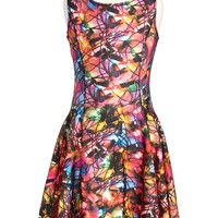 Zara Terez 'Holiday Lights' Skater Dress (Big Girls) | Nordstrom