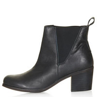 ALABAMA Pull-on Chelsea Boots - Boots  - Shoes
