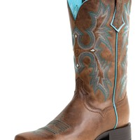 Ariat Women's Tombstone Boot - Sassy Brown
