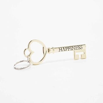 Key to Happiness Bottle Opener - Urban Outfitters