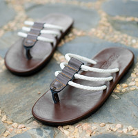 Stylish Design Beach Summer Men Casual Anti-skid Sandals [10788523855]