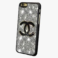 """Chanel Beauty Glitter for Iphone 6s Case, Iphone 6 4.7"""" Case, Iphone 6 Plus 5.5"""" Case (Iphone 6)"""