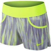 Nike Women's Printed Victory Tennis Shorts - Dick's Sporting Goods