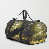 On the road again Duffle Bag by HappyMelvin