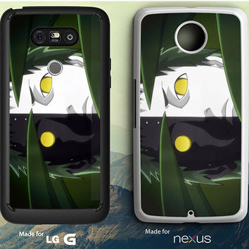 Zetsu Face LG G3 Case LG G4 Case LG G5 Case Nexus 5 Case Nexus 6 Case