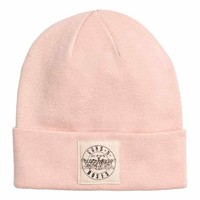 Fine-knit Hat - Powder pink - Ladies | H&M CA
