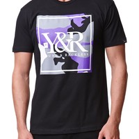 Young & Reckless Trademark Ferg T-Shirt - Mens Tee - Black