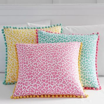 Poolside Splash Pillow Covers