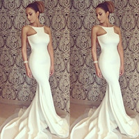 Mermaid Dress Elegant Long Party Dress Prom Gown Women Maxi Vestidos Dress Free Shipping 10