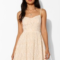 Pins And Needles Delilah Lace Sundress - Urban Outfitters