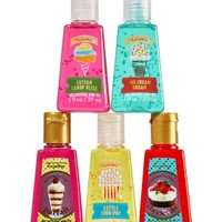 5-Pack PocketBac Sanitizers Carnival Collection