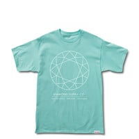 Diamond Supply Co. - Off Top Tee - Blue