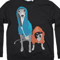 Hoods Crewneck Sweatshirt - JennaMarbles - Official Online Store on District LinesDistrict Lines