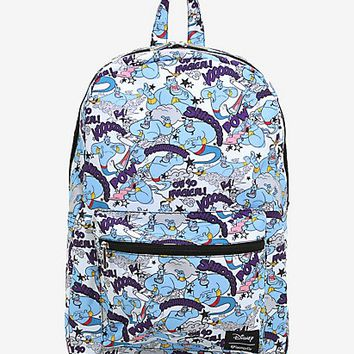 Loungefly Disney Aladdin Genie Backpack