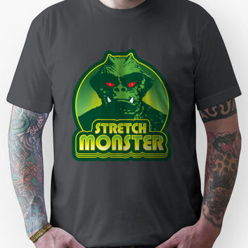Kenner's Stretch Monster - Armstrong's Enemy! Unisex T-Shirt