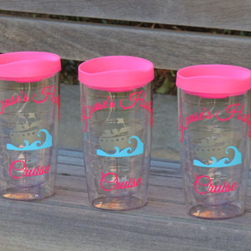 personalized cup, cruise cup, party tumbler, double wall cup, wedding party favor, acrylic cup, kids tumbler, bridesmaid cup, beach tumbler,