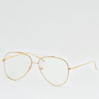 Privé Revaux The Philanthropist Sunglasses , Gold