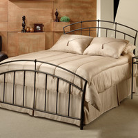 Hillsdale Vancouver Bed Set - Queen - Rails not included