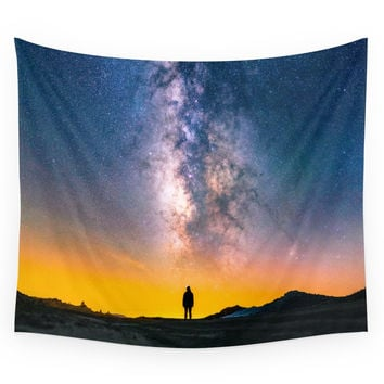 Society6 Heavens Above Wall Tapestry
