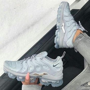 Trendsetter Nike Air Vapormax Plus Woman Men Fashion Running Sport Shoes  Sneakers c4aeb48d6