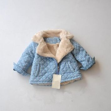 Trendy YC04160164 2018 Baby Girl Winter Jacket Girl Coat Kids Jacket For Girls  Clothes Toddler Baby e3a350631