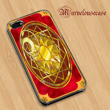 Sakura Clow Card Custom case for all phone case