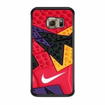 VONR3I Nike Air Jordan Retro Raptors 7 Samsung Galaxy S6 Edge Case