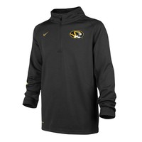 Nike Missouri Tigers Dri-FIT Performance Fleece Pullover - Boys