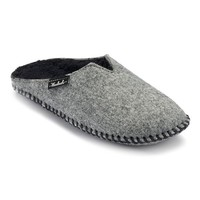 Woolrich Felt Mill Faux-Fur Clog Slippers - Women