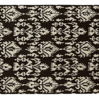 Tempe Rug, Black, Area Rugs