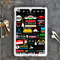 Friends Tv Show iPad Mini Case iPhonefy
