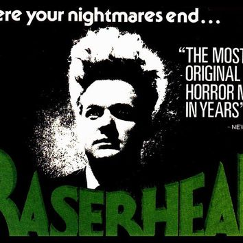 Eraserhead (UK) 30x40 Movie Poster (1978)