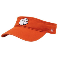 Clemson Tigers '47 Brand Clean Up Visor – Orange