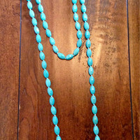 Turquoise Robbin Egg Necklace