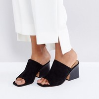 ASOS TICKLISH Mule Sandals at asos.com